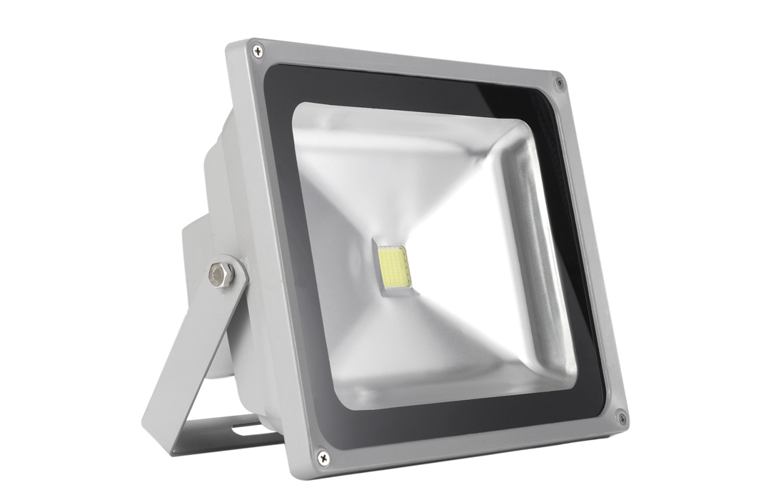Professionele 50 watt Led bouwlamp Bridgelux led
