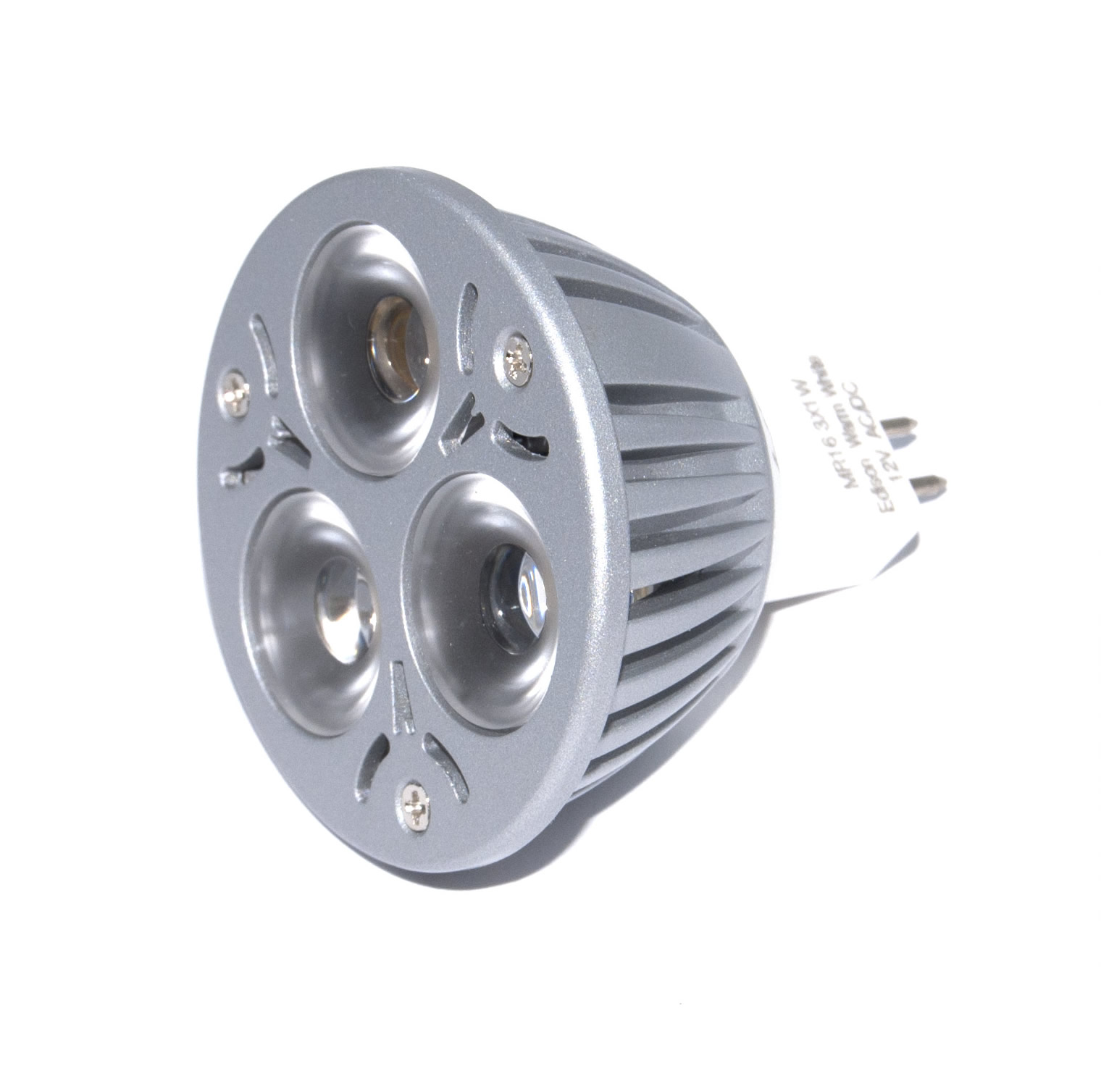 Epistar mr16 gu53 powerled 3x2w power led spot 6 watt warmwit mr16 powerled gu53 3x1w power led spot 3 watt warm wit orgineel edison parisarafo Image collections