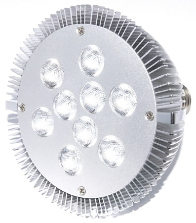 Par38 Powerled 9x3W Power LED Spot CREE 27 watt Warm wit